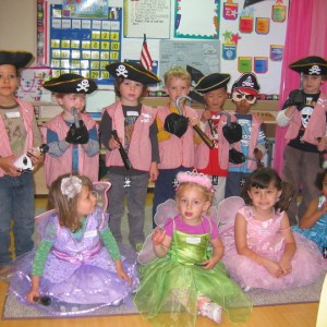 Fairies and Pirates