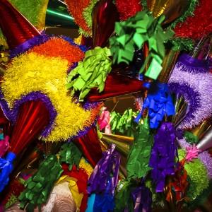 Colorful-Mexican-Pinata