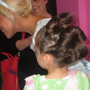 Sparkly Princess Hair