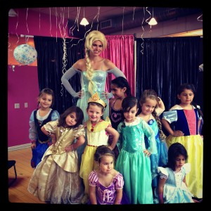 Princess Parties