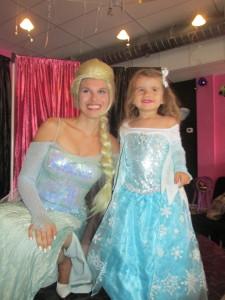 Elsa & Little Elsa