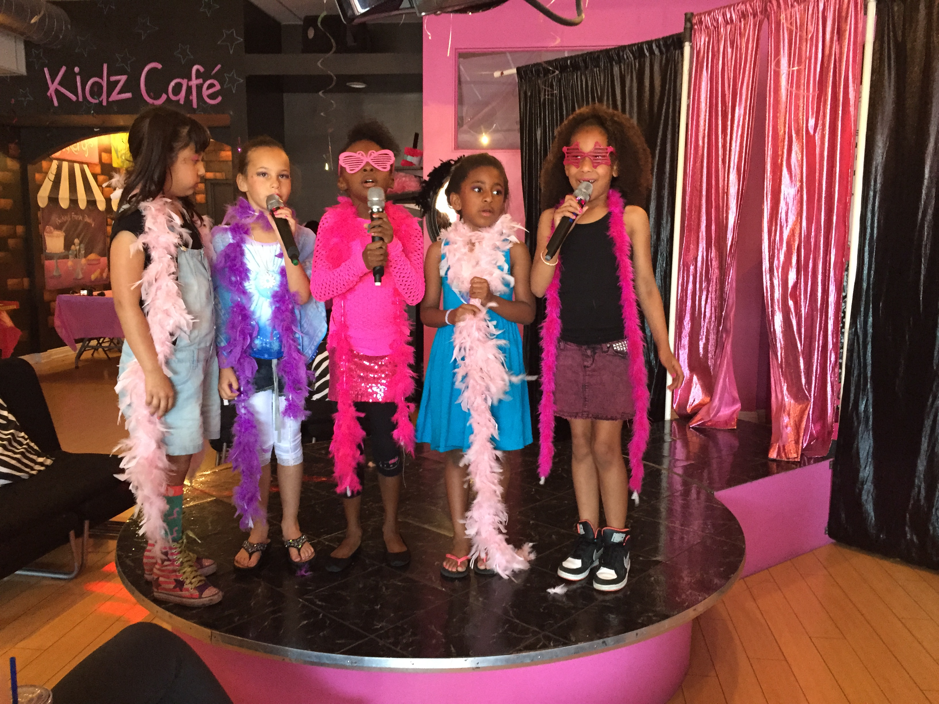 Party packages diva girls adventure boys - Diva salon and spa ...
