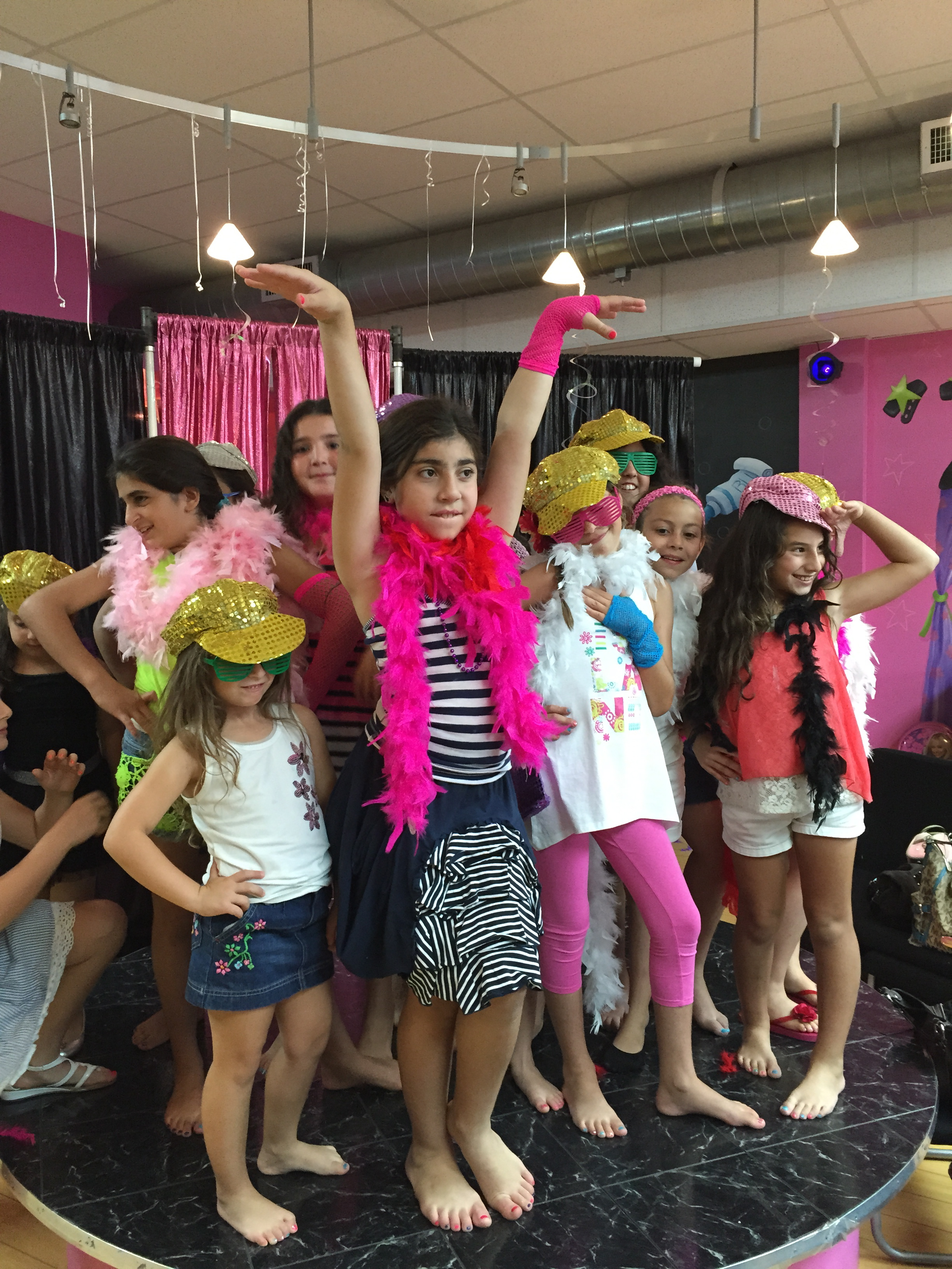 Party Packages Diva Girls Amp Adventure Boys
