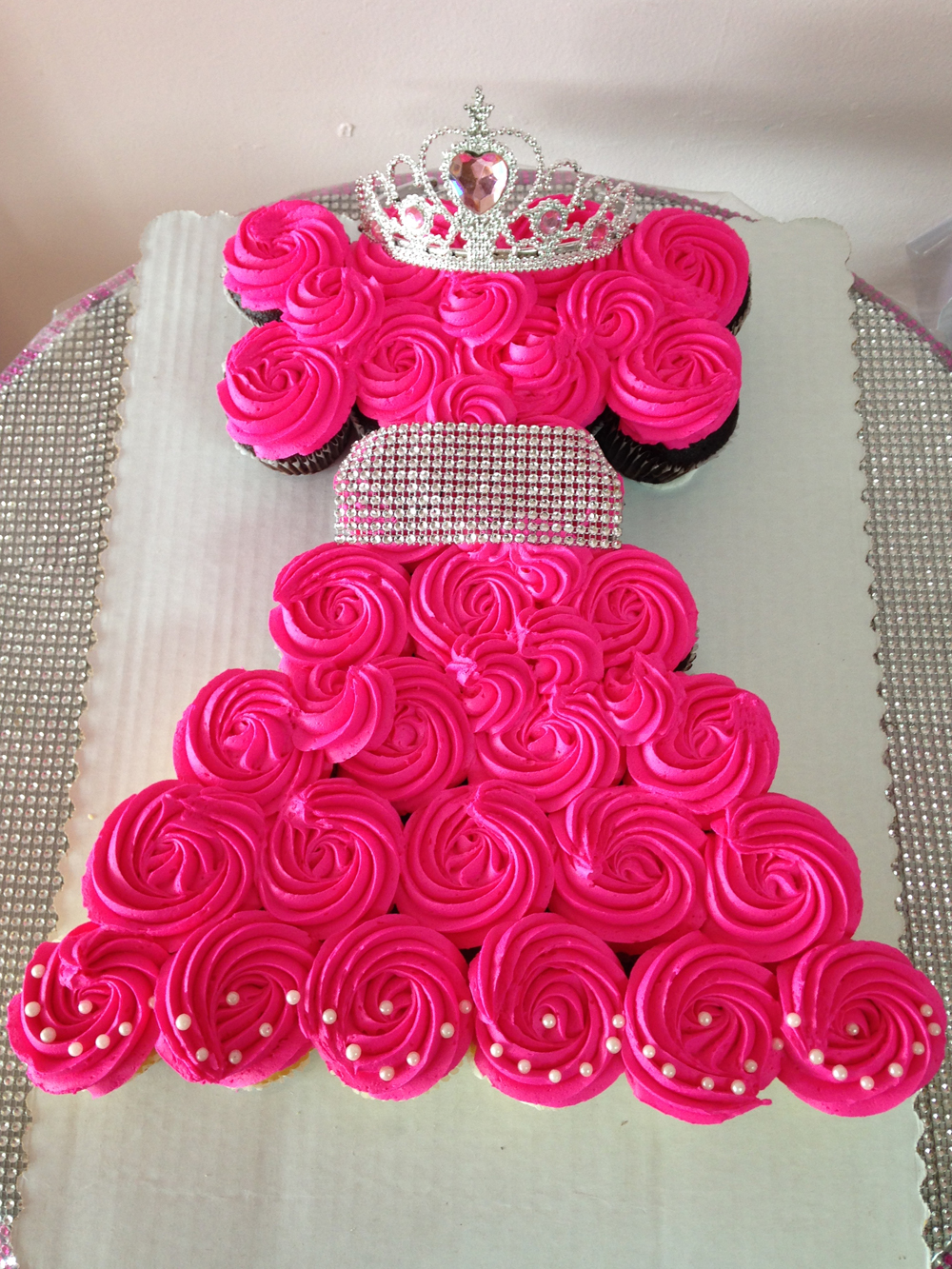 Newest add-on cupcake cake additional